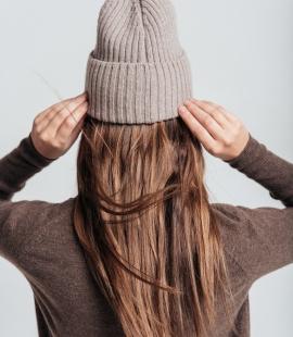 Jēra vilnas cepure pieaugušajiem 2x2