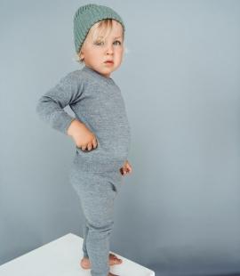 Merino vilnas bērnu džemperis