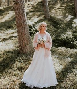 Bolero/Līgavu moheras jaka