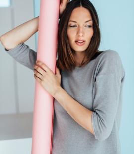 Brīva stila džemperis