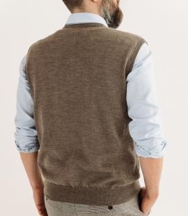 Merino wool Sleevless