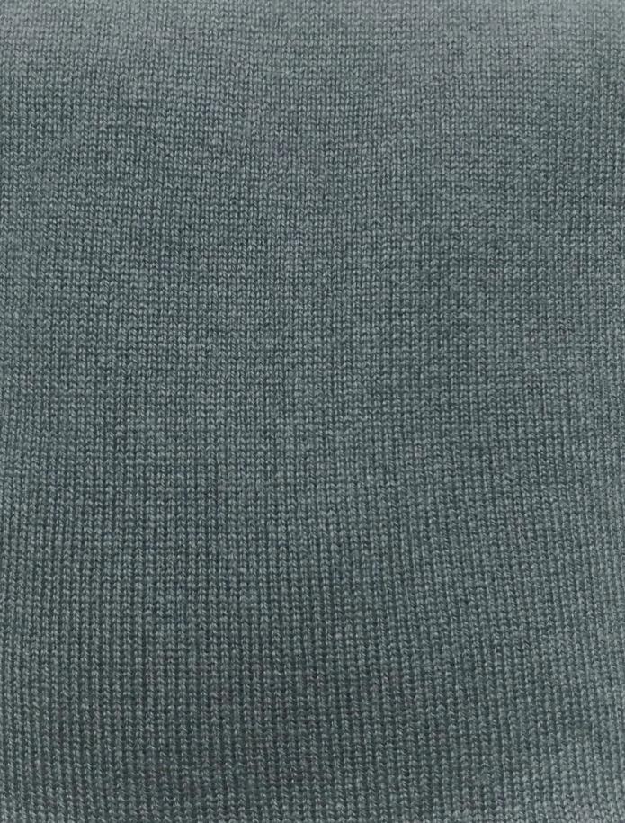 Kašmira džemperis ar augstu apkakli. Attēls Nr. 10