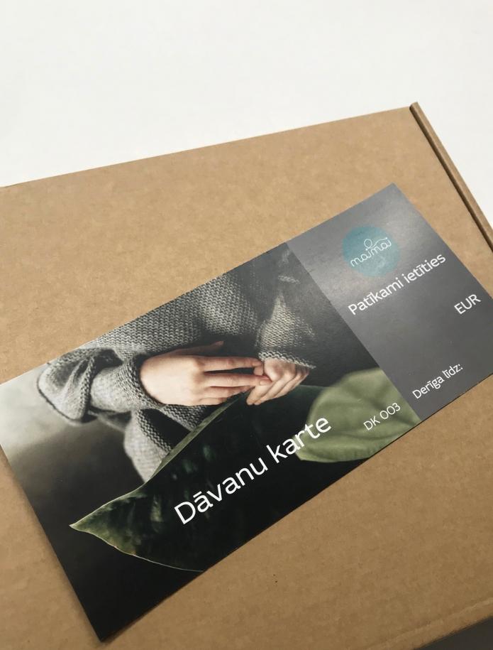 Gift Card 80. Photo Nr. 1