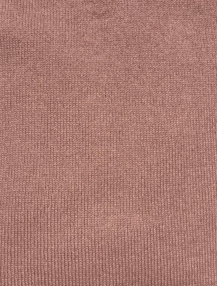 Kašmira džemperis ar augstu apkakli. Attēls Nr. 11