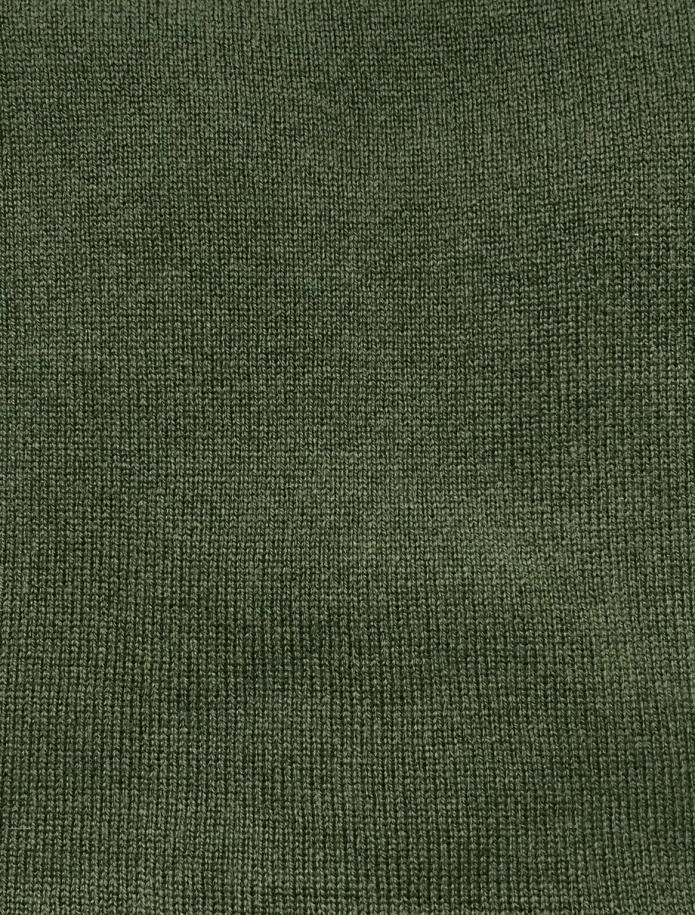 Kašmira džemperis ar augstu apkakli. Attēls Nr. 14