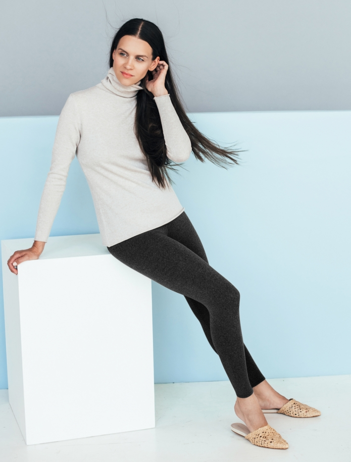 Merino wool leggings. Photo Nr. 6