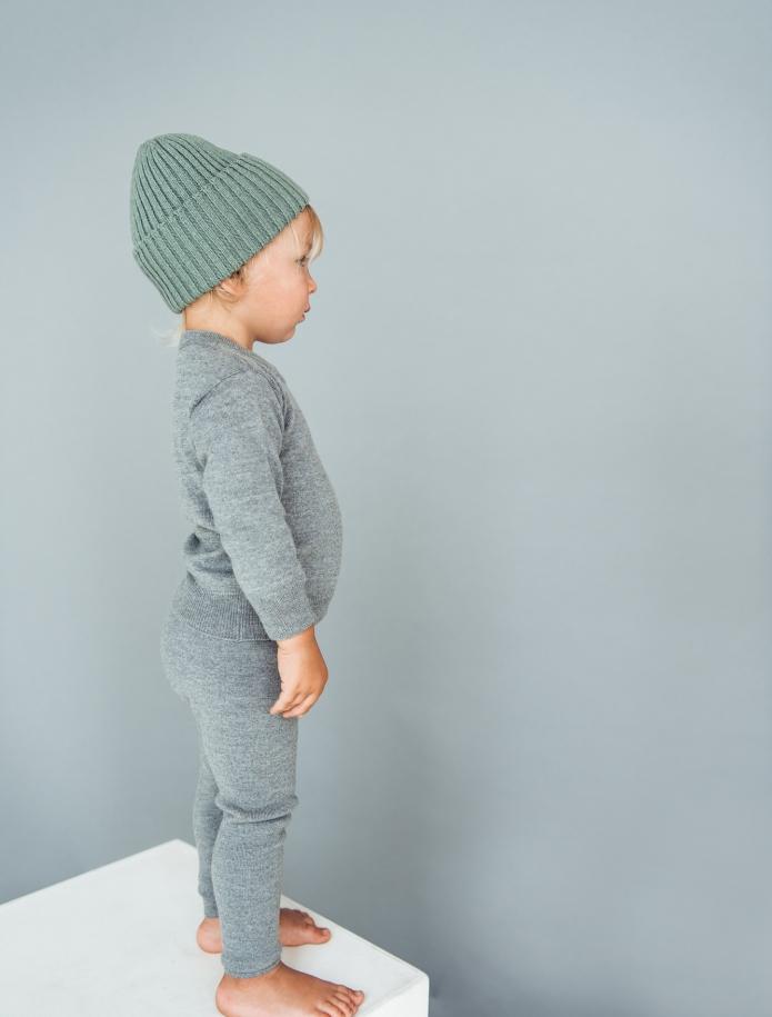 Kids merino wool sweater. Photo Nr. 6